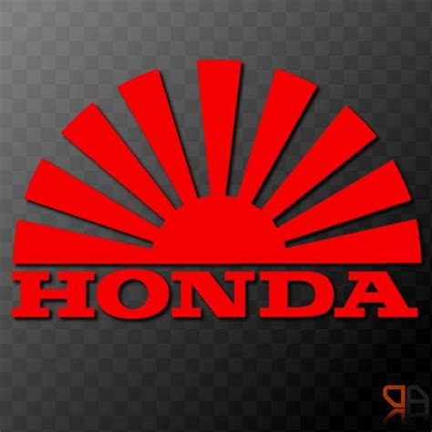 jdm honda sticker gallery honda jdm sticker