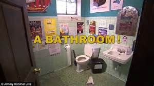 what do they call the bathroom in england jimmy kimmel and matthew mcconaughey make local tv