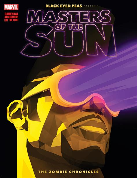 Masters Of The Sun boom boom comics the black eyed peas are entering the