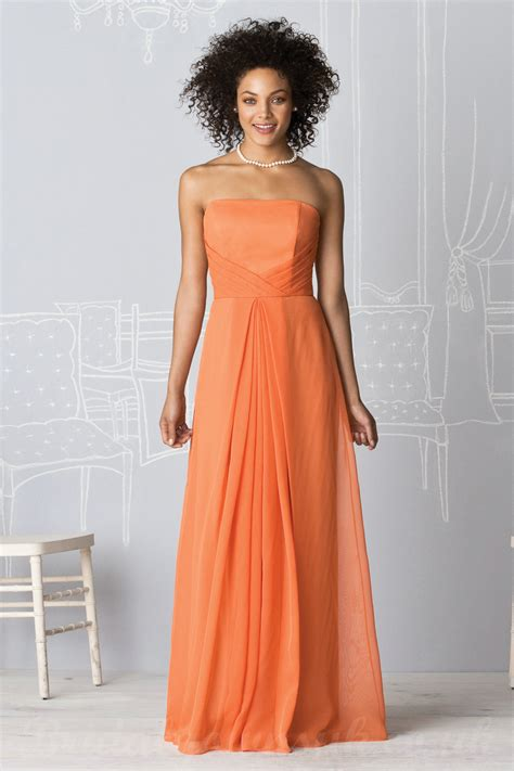 Orange Bridesmaid Dress by Burnt Orange Bridesmaid Dresses Gt Gt Busy Gown