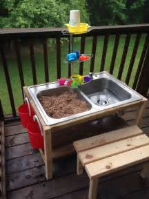 Sand Table Ideas Play Sand Table Bigdiyideas