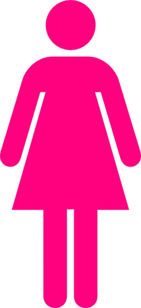 female bathroom women s bathroom clip art at clker com vector clip art