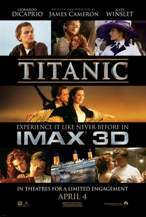 film like titanic titanic 3d only a classic works like magic dan at the