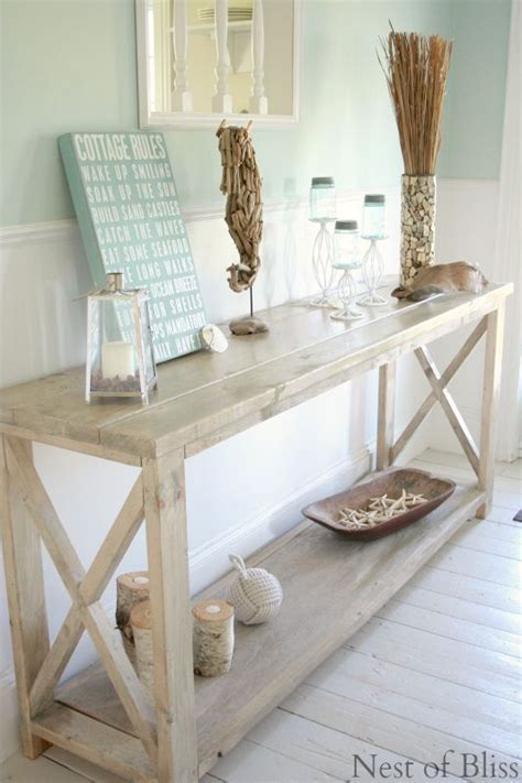 How To Create A Weathered Wood Finish   Home sweet home