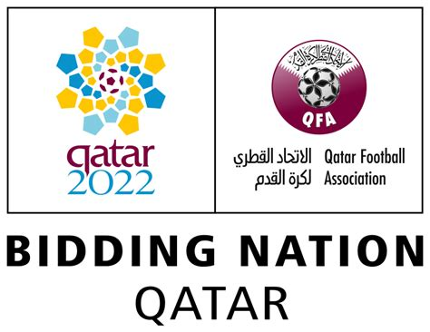 fifa world cup bid file qatar 2022 fifa world cup bid logo svg