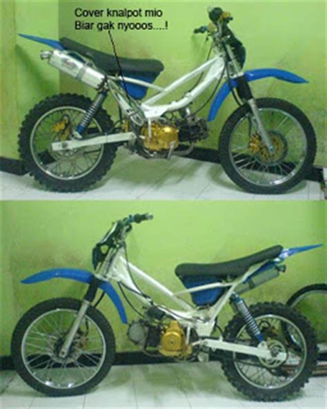 Ruji Belakang Ori New Shogun 110 foto suzuki shogun grasstrack modification oto trendz