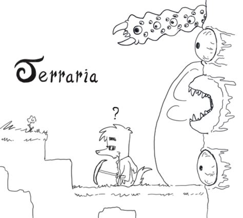 terraria mole vs bosses by pro mole on deviantart