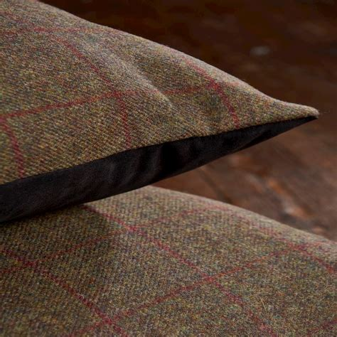 tweed futon cover tweed wool mattress dog bed olive