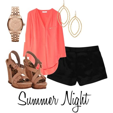 cute outfit ideas for summer nights 1000 ideas about summer night outfit