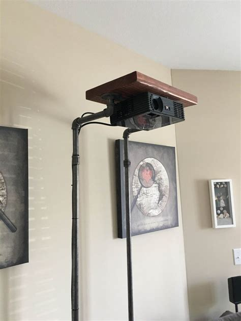 projector stand behind couch best 25 projector stand ideas on pinterest man cave