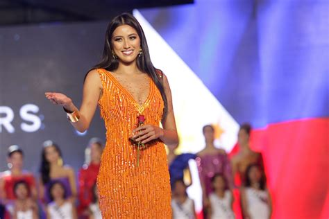fashion show philippines look miss universe conclude philippine visit