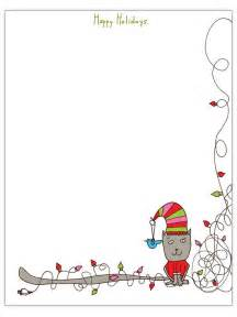 free christmas letter templates gardens bulletin board