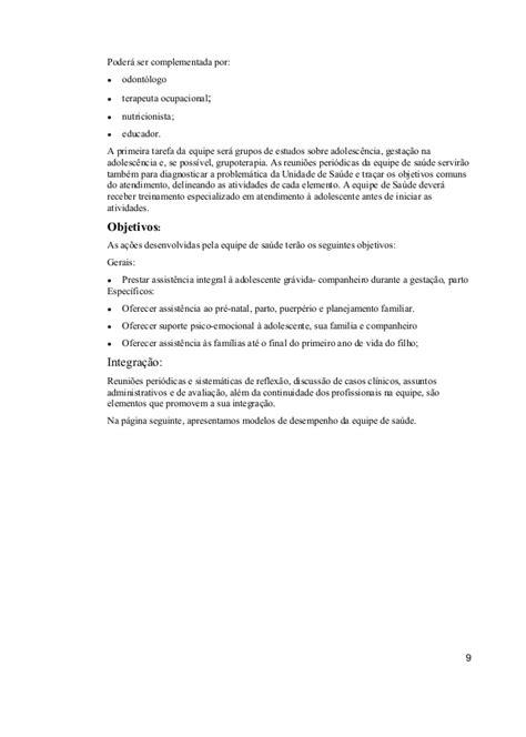 0769-L - Normas de atenção à saúde integral do adolescente