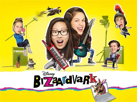 bizaardvark olivia rodrigo wiki disney channel hag con bex talk band with bizaardvark