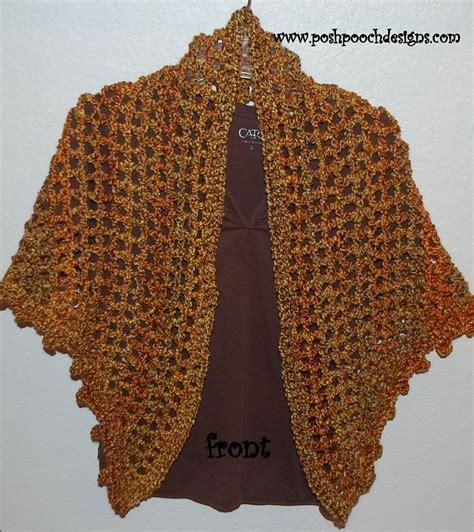 pinterest shawl crochet pattern everyday shawl by sara sach free crochet pattern