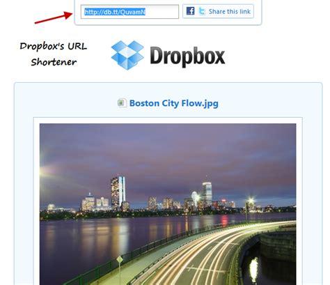 dropbox short link link to a dropbox file or folder using dropbox short url