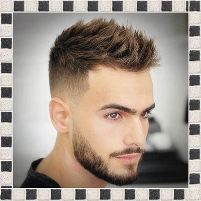 short hairstyles for men in 2018 haircut styles and