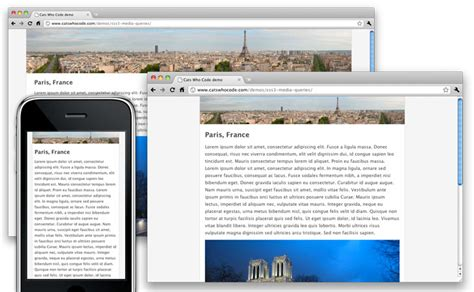 media queries tutorial css tricks awesome tutorials to master responsive web design