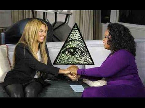 beyonce illuminati beyonce admits illuminati membership to oprah winfrey