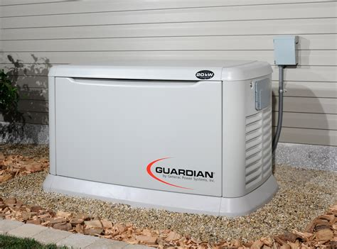 luxury home feature 3 integrated back up generator
