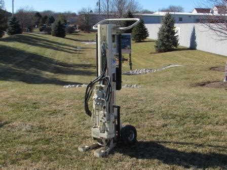 geoprobe® 420m direct push unit for sale or rent | rig source