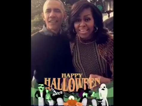michelle obama halloween watch barack and michelle obama dance to michael jackson s