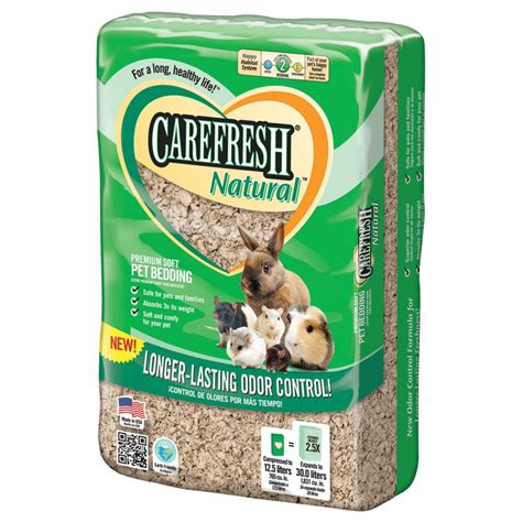 small animal bedding buy absorption co carefresh natural small animal bedding
