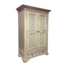 gray armoire gray armoires and wardrobes houzz