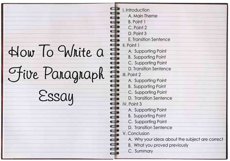9th Grade Essay by How To Write A Five Paragraph Essay Should Start Learning This By Ninth Grade If Not