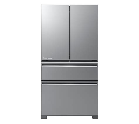 mitsubishi electric refrigerator mitsubishi electric 630l multi drawer refrigerator