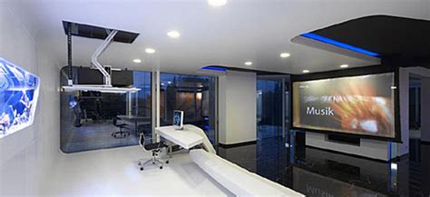 futuristic interior design an it entrepreneur s home