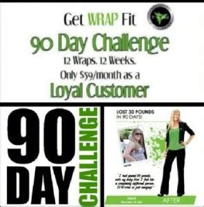 90 day challenge it works it works wrap fit 90 day challenge