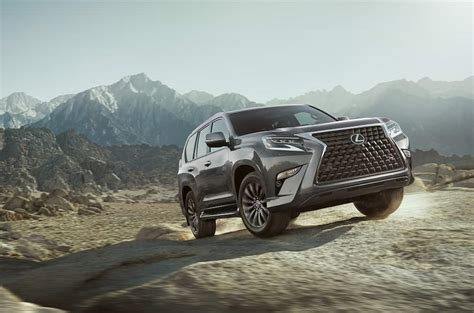 Lexus Gx Update 2020 by Minor 2020 Lexus Gx 460 Updates But Road Keeps