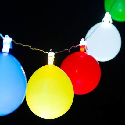 Balloon String - balloon lights