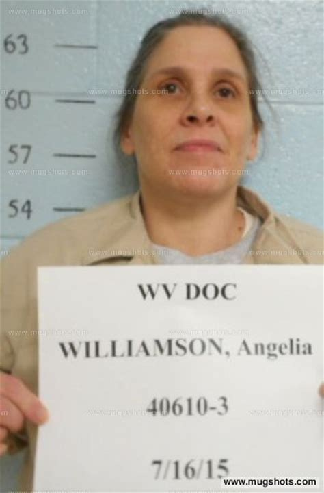 Cabell County Arrest Records Angelia A Williamson Mugshot Angelia A Williamson Arrest Cabell County Wv