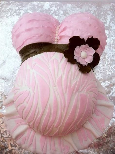 17 best images about baby bump cakes on zebra