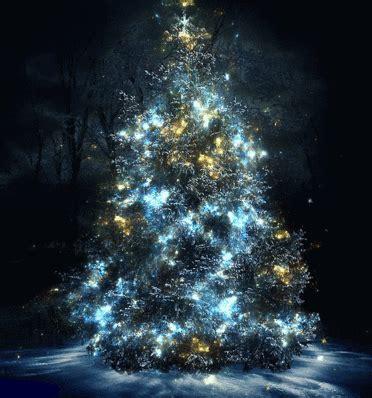 amazing christmas tree gifs  share  animations