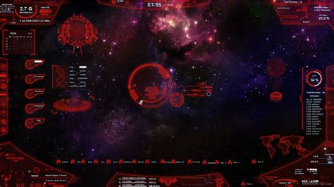 neon themes for windows 8 1 neon space rouge 1 0 fr no notes by benjiatwork on