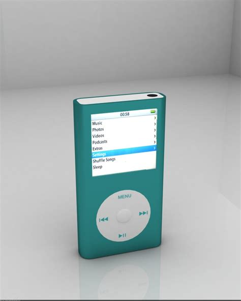 ipod color mini ipod with color screen by horade on deviantart