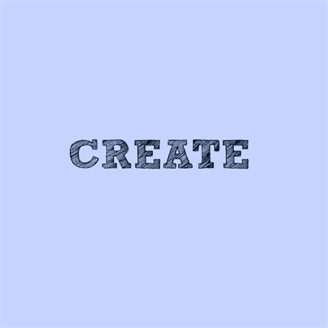 design word create my word for 2016
