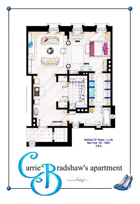carrie bradshaw apartment floor plan best 25 carrie bradshaw apartment ideas on pinterest