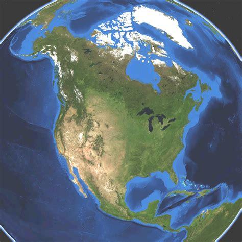america map satellite satellite map of america size