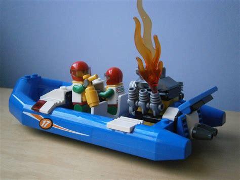 Lego Wars Boat engine green color free engine image for user