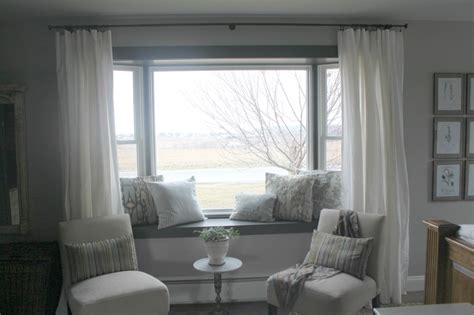 home office window treatment ideas for living room bay window front door outdoor modern large