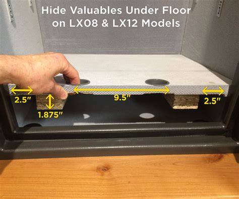 Liberty Floor Safe by Home Security Safes Liberty Safes Liberty Safe