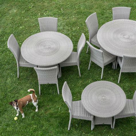 Table Ronde De Jardin 7631 by Table De Jardin Ronde Table De Jardin Ronde Aix Leroy