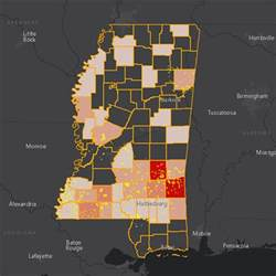 and gas map of mississippi the gas threat map