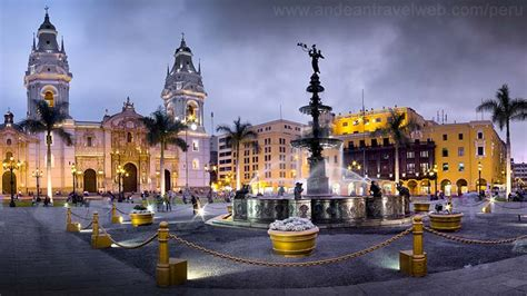 Pictures Of Lima by Lima Visitor Guide