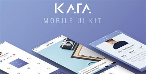 themes for kata mobile kata ui kit by tiepnk themeforest