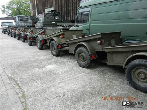 Jeep Road Cer Trailer 1968 Jeep Other Trailers For Willys Suv Car Photo And
